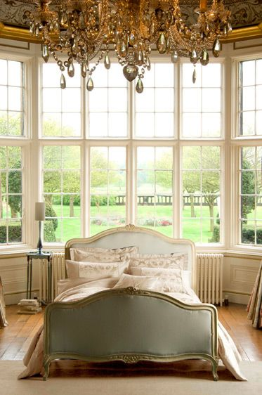 .Dreams Bedrooms, Vintage Chic, French Bedrooms, Beds, Big Windows, Bedrooms Design, Master Bedrooms, Bedrooms Decor, Beautiful Bedrooms