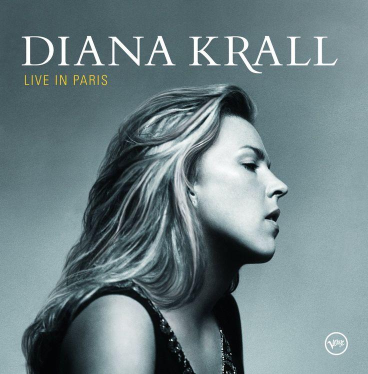 Live In Paris (Back To Black) [Vinyl LP] Diana Krall