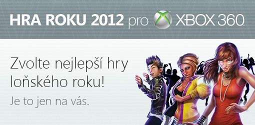 Xbox 360 Game of the year 2012