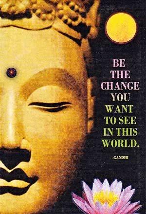 Ghandi Quote (serenescentsations.com)