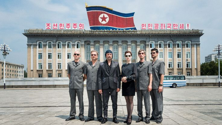 'Liberation Day': Film Review  Ugis Olte and Morten Travavik's documentary 'Liberation Day' chronicles the preparations for a concert in North Korea by the Slovenian rock band Laibach.  read more