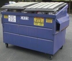 A Word About Dumpster Diving:  http://theeconomiccollapseblog.com/archives/dumpster-diving