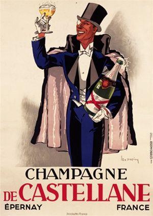 Castellane Champagne Wine Glasses