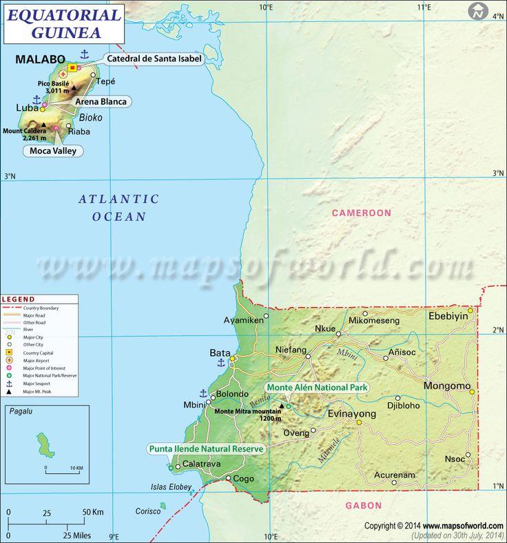 Best Informational Map Images On Pinterest City Maps - Argentina map equator