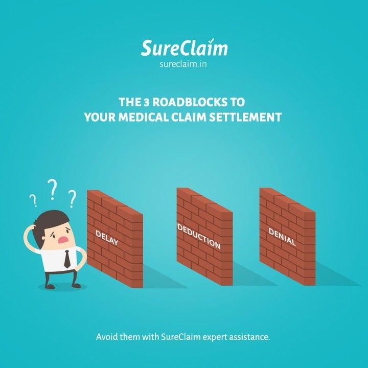 Your Health Insurance Claim Settlement May Get Stuck With One Of