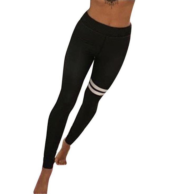 Yoga Sports Leggings For Women Tight Yoga Leggings Comprehension Yoga Pants Women Running Tights Women Athletic Pants #EW
