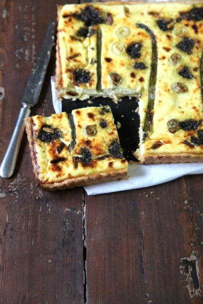 ... food - asparagus on Pinterest | Aioli, Asparagus fries and Quiche