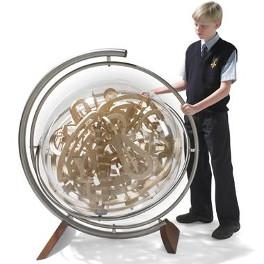 The Superplexus - Hammacher Schlemmer...interesting! And a mere $30,000 to take it home! Argh! Not at my house...
