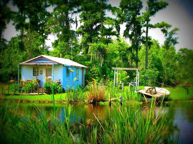 Bayou home
