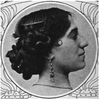 Maria Severa, the iconic fadista