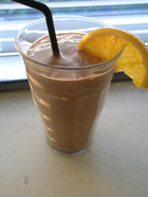 Chokoladesmoothie II