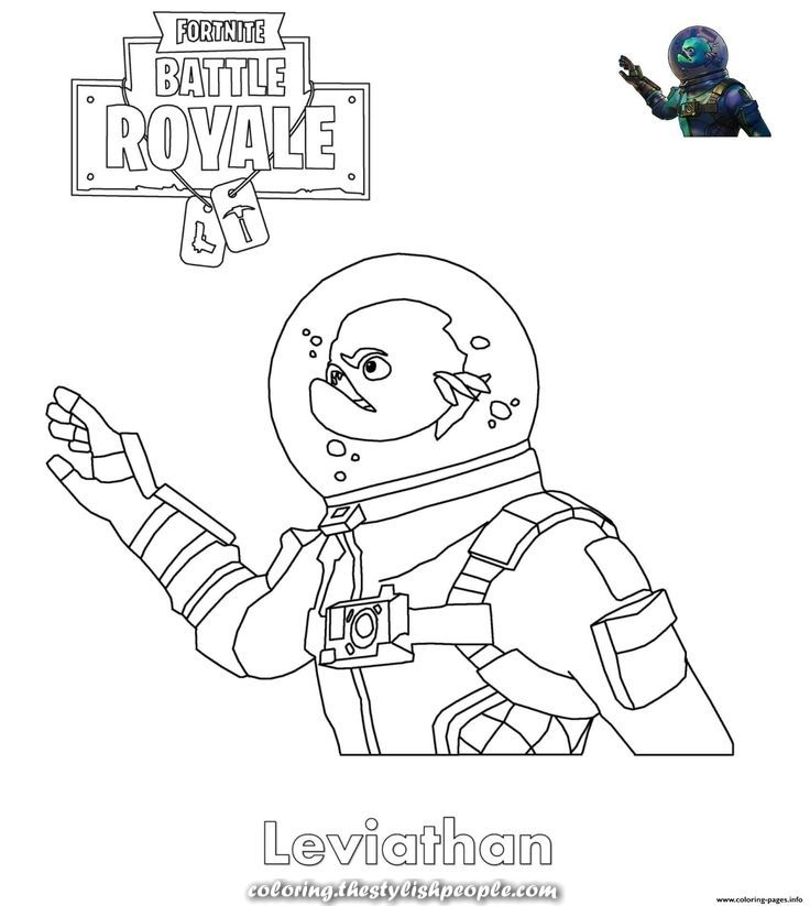 Beautiful Print Coloring Pages Leviathan Fortnite Pores And Skin Coloring  Pages, Emoji Coloring Pages, Coloring Pages To Print