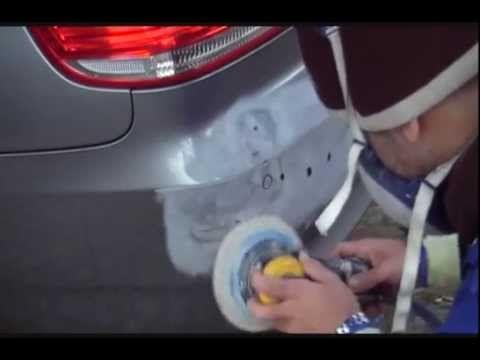 awesome Car bumper repair, paint,mobile car repairs, in under 10 mins.