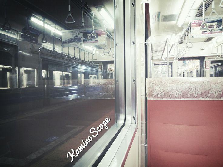 Tren Nocturno 🌃 夜行列車 ✨ #Japón #Photo #Photography #写真 #夜