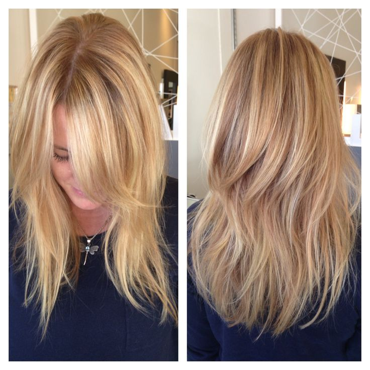 Blonde, beige blonde, honey blonde, balayage, San Diego, colorist, blonde specialist, razor cut, textured hair, tousled hair, long bangs, long layers, undercut, hand painted highlights, Solaris bleach, free hand color, no foil, salon, hairstylist, the lab a salon, Andrea Miller-LeFevre  hair. Andreamillerhair.com