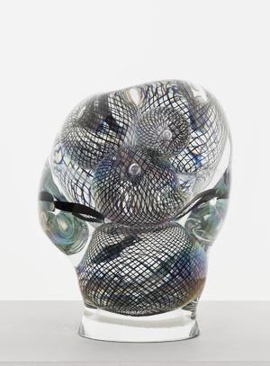 Milon Venus  Oiva Toikka  2012  32 x 23 cm  Hand blown glass  GF 6132