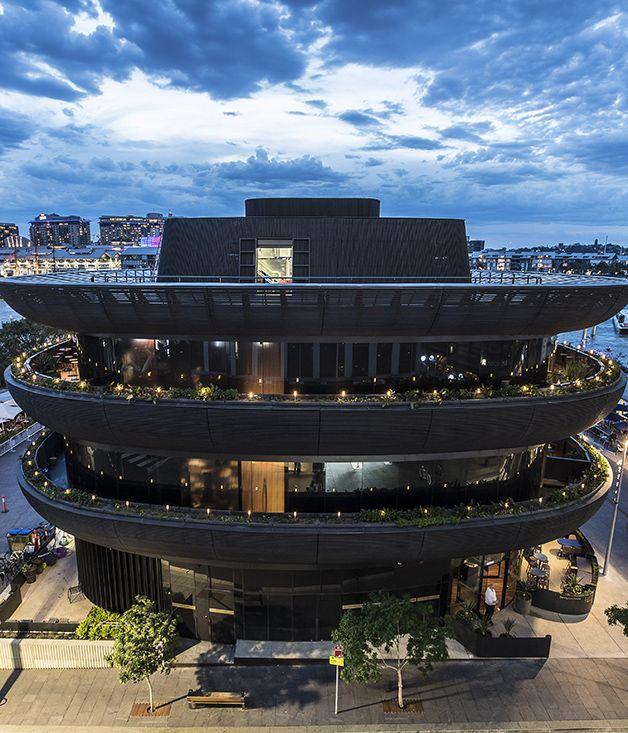 Barangaroo House, Sydney review :: Gourmet Traveller