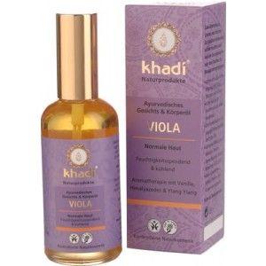 Khadi Viola Oil