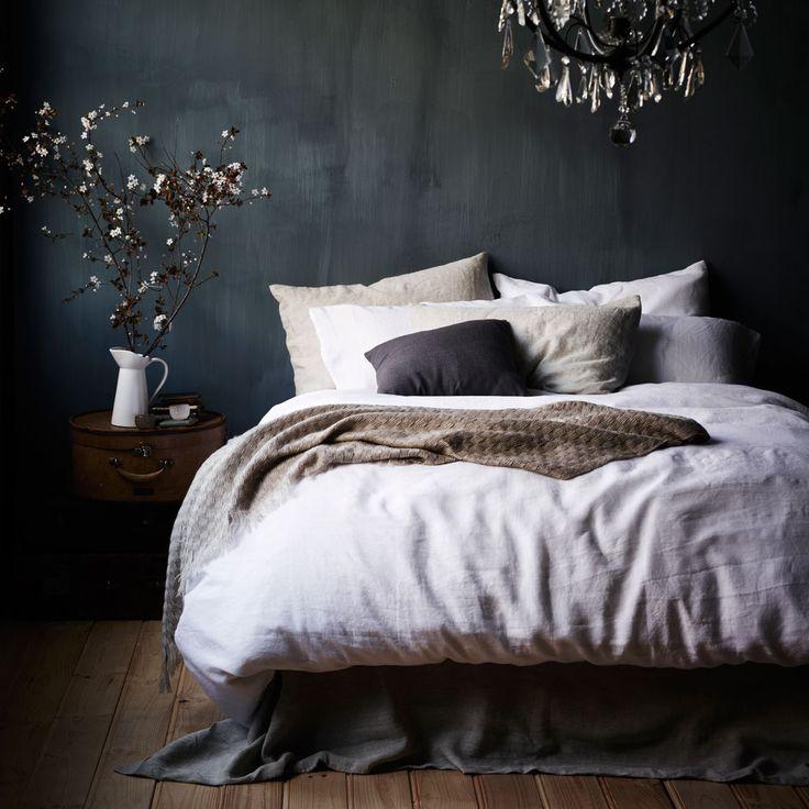 Vintage Washed Bed Linen