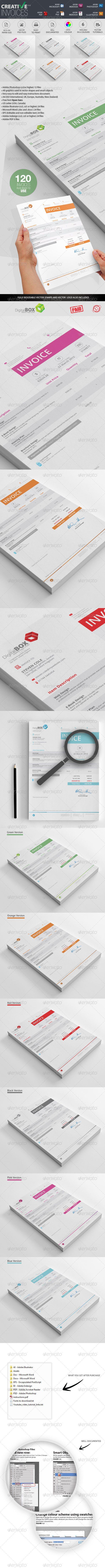 Invoice Page Custom 22 Best Invoice Design  Invoice Template  Invoice In Graphics .