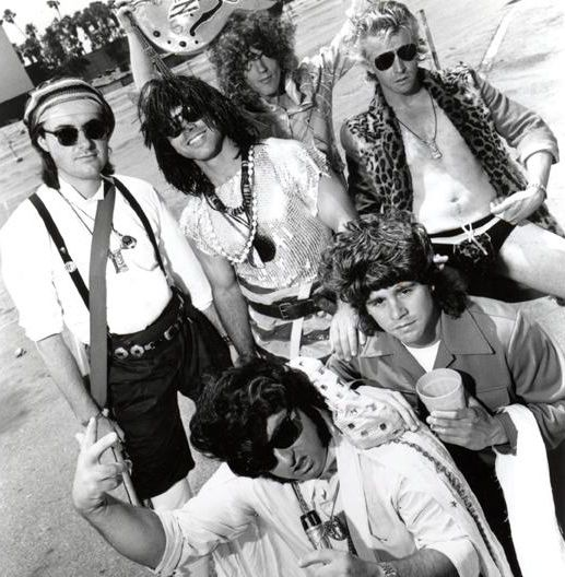 TIL of a band called Dread Zeppelin. A parody band they perform Zeppelin material in a reggae style sung by a 300-pound Elvis impersonator.