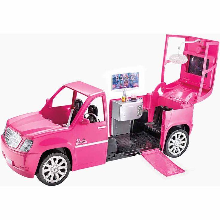 Барби машина фото