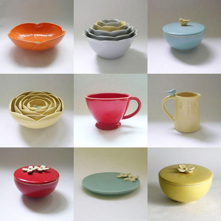 Whitney Smiths Ceramics.