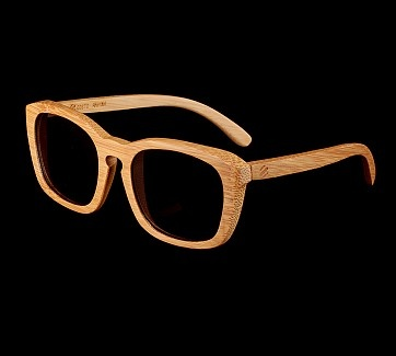 Sunglasses ARANDAI 1001-S made of ecologial bamboo by Finnish fashionbrand Costo.