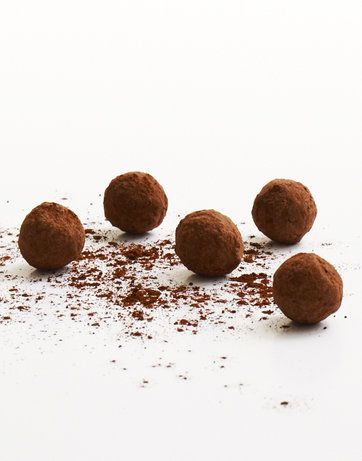 Gordon Ramsay Salted Caramel Truffles - can't even begin to say how good these are.