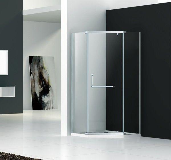 Les 25 meilleures id es de la cat gorie douche d angle sur pinterest wc d a - Paroi douche pas cher ...