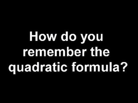 6th-8th Grade Math: Quadratic Formula Explained - Learning ...