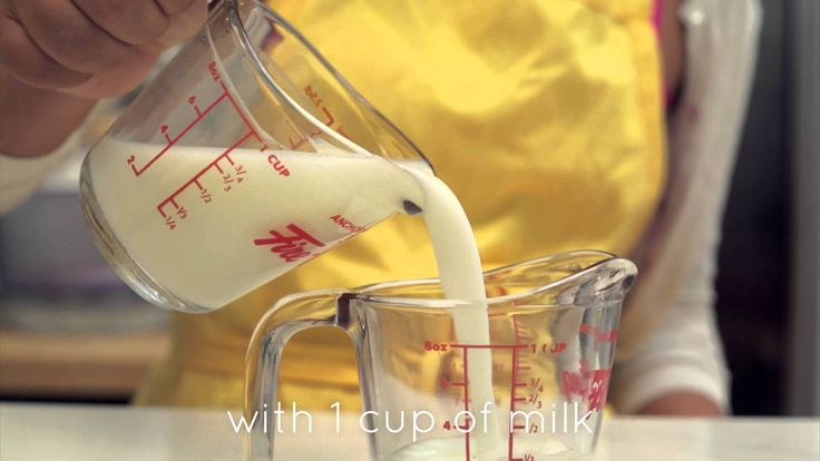 Money Saving Tip - Make Your Own Buttermilk