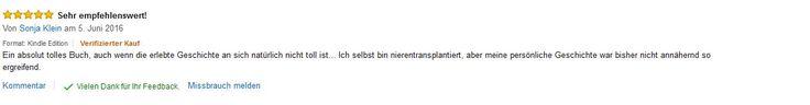 Rezension von #abflugtx #buch #autorenleben #organspende