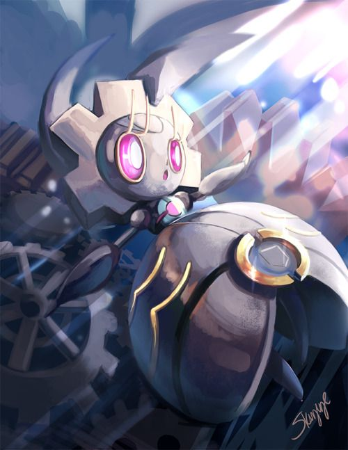 There are now 722 pokemon! Not to crazy about how this came out.71/722! Magearna