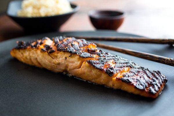 Miso-Glazed Fish Recipe (salmon, cod)