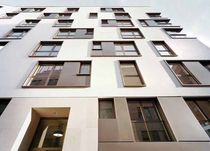 53 best stucco facade images on pinterest facades for Stucco facade