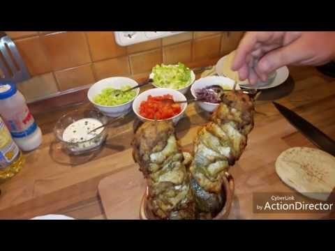 Gyros másképp de nagyon ott van :-) / Szoky konyhája / - YouTube