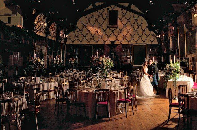Getting Married in Scotland   A Blair Castle Wedding