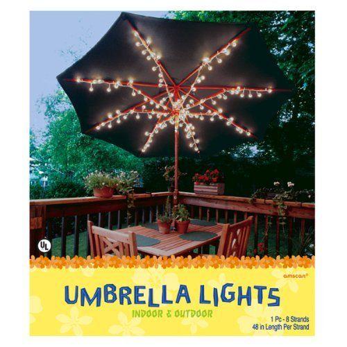 Grasslands Road Umbrella Lights, 1 Piece By Grasslands Road. $24.94. Indoor/