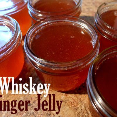 Whiskey Ginger Jelly