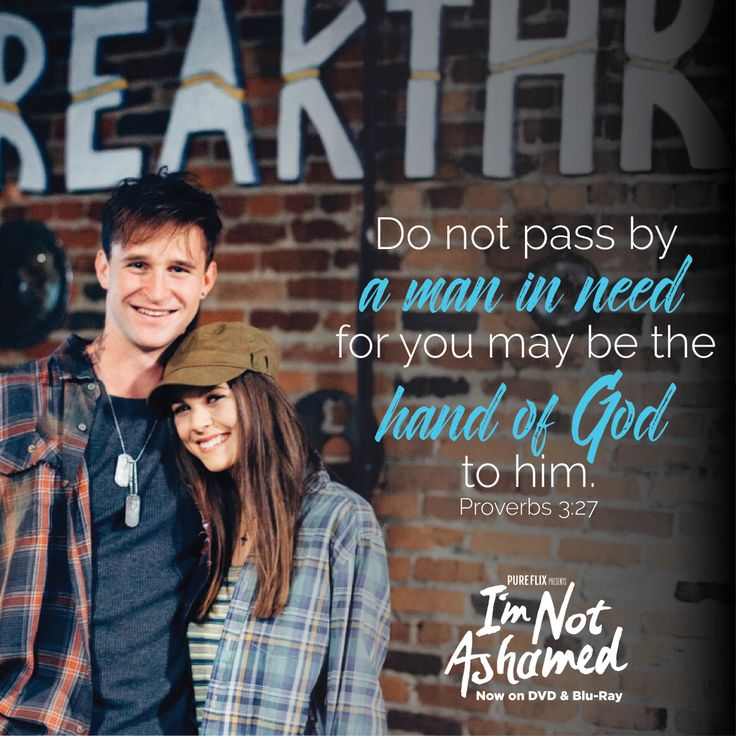 #RachelJoyScott lent her hand to Nate in #ImNotAshamed. How can you do the same this week? @MaseyMcLain @BenDaviesActor
