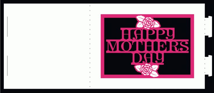 Mothers Day >> Mothers Day Bendy Card by Bird | Cameo | Pinterest | Cuttings, Pdf and Filing