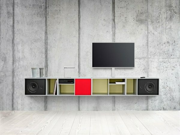 Meuble TV design Montana