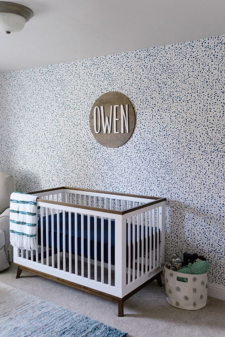 Owen's Blue & Green Nursery