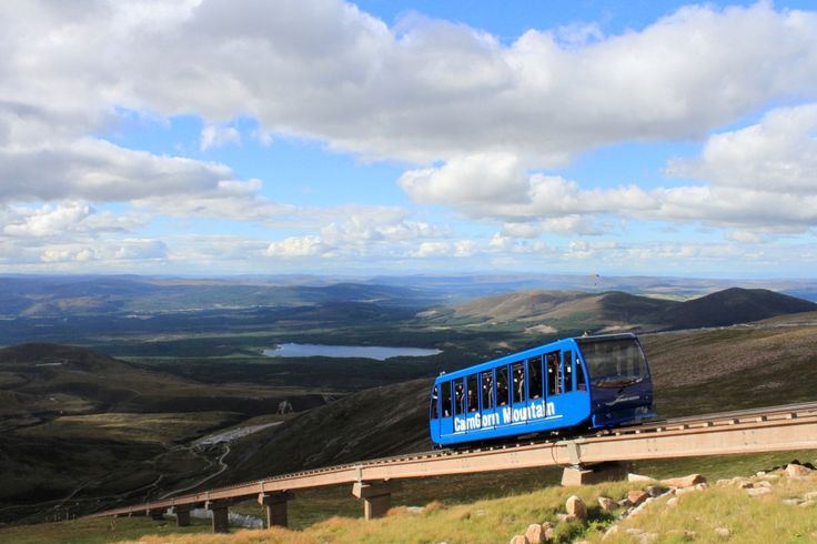 CairnGorm Mountain is home to the UK's highest Funicular Railway! Click here for more information about the visitor attraction or to book your Funicular RAilway tickets now.