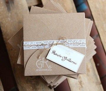 Diseñar invitaciones de boda