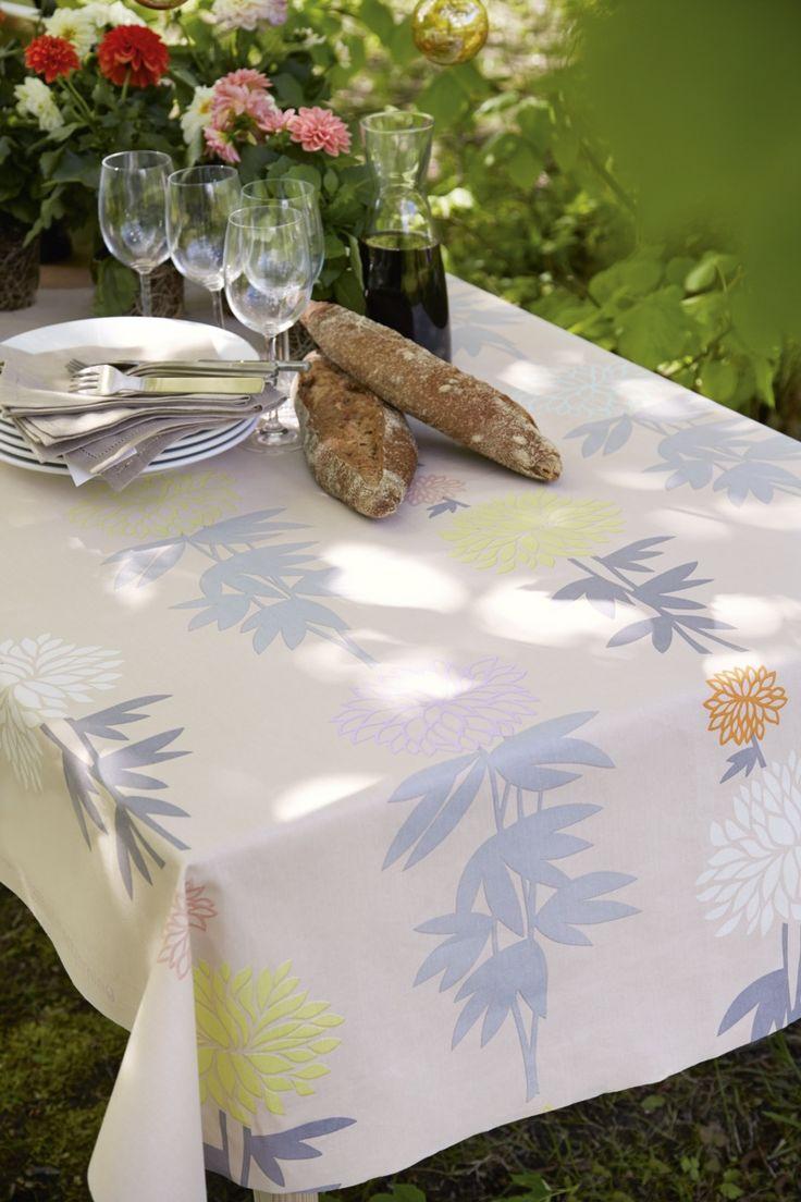 #SusanneSchjerning #SS15 #tablecloth #dahliafade #rikkitikki