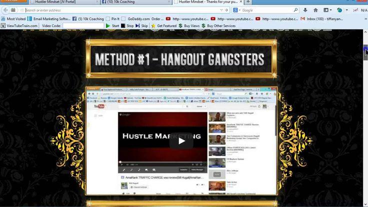 Hustler Mindset Review/ What Is Hustler Mindset? http://jvz9.com/c/113755/67665
