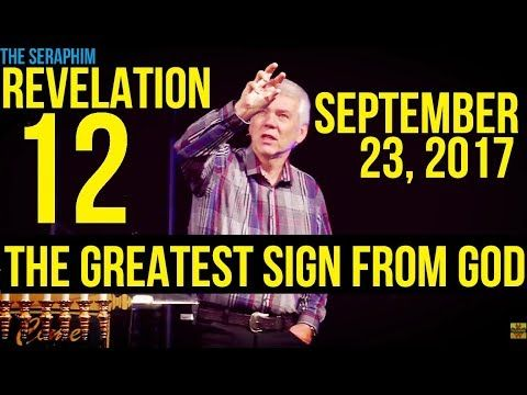 GET READY ! September 23 2017 - Rev 12 Sign - God's Greatest Sign To The World | Bruce Allen - YouTube