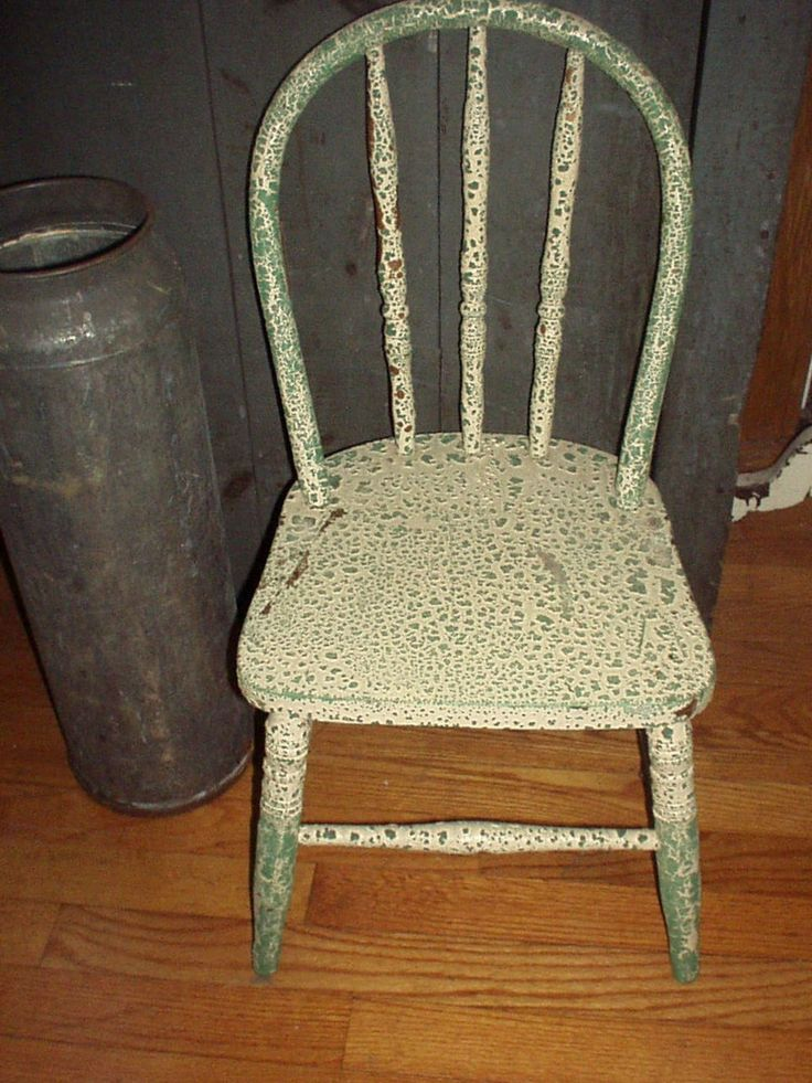 Awesome Antique Child's Windsor Chair Awesome Form Size Old Paint AAFA |  eBay - 96 Best Antique/Vintage Child's Chair Images On Pinterest